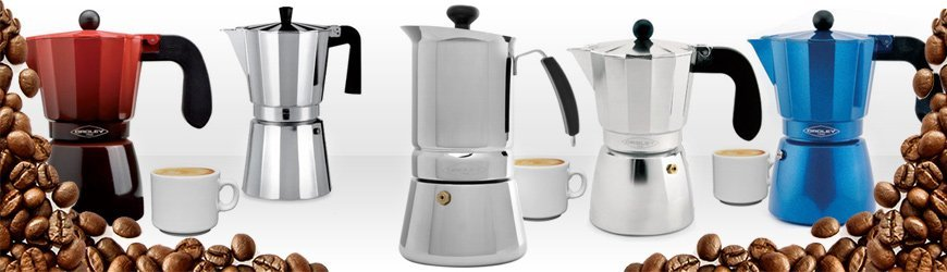 Cafeteras Oroley online