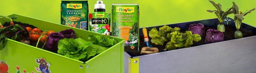 Städtischer Garten Und Home-Kits online