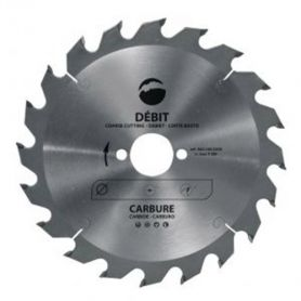 disque en bois Alternate dents de scie circulaire 190x30-20 Leman