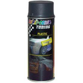Vaporiser peinture anthracite en plastique 400 ml Motip