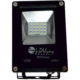 Sdm 10w Projecteur LED 800lm 6000k LDV 120e