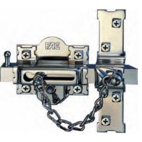 Loquet 308-r / 80 nickel-droit b 50 mm fac