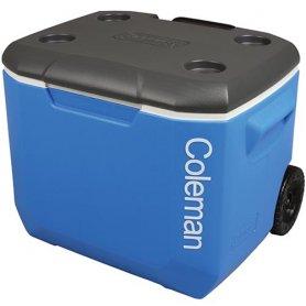 Réfrigérateur rigida avec des roues 56 litres campingaz