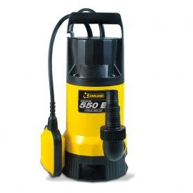 750W pompe électrique submersible Garland AMAZON 550 E-V14