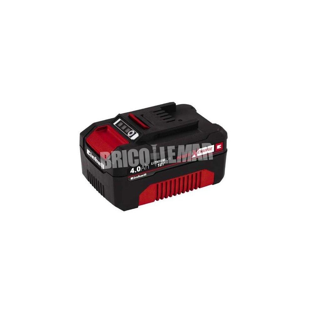 Batterie au lithium pour outils /électriques Power X-Change 18 V 4,0 Ah Einhell