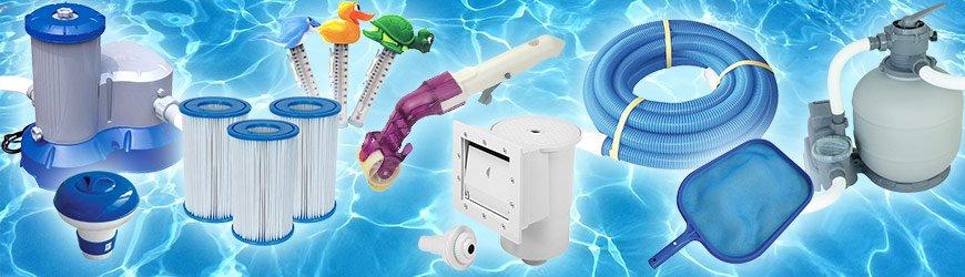 Tienda online de Accesorios mantenimiento piscinas