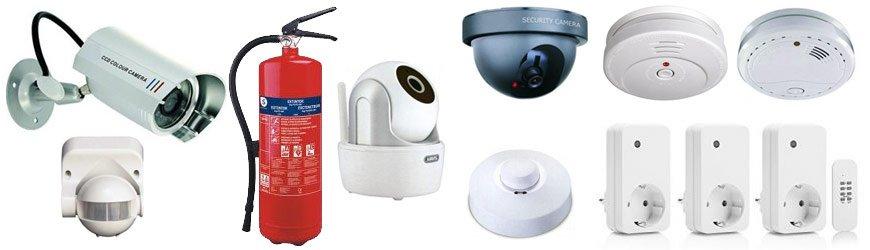 Tienda online de Sensores y seguridad