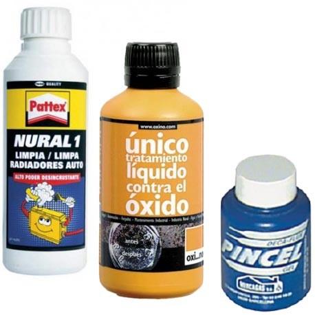 Tienda online de Limpia radiadores, decapantes quimicos y más