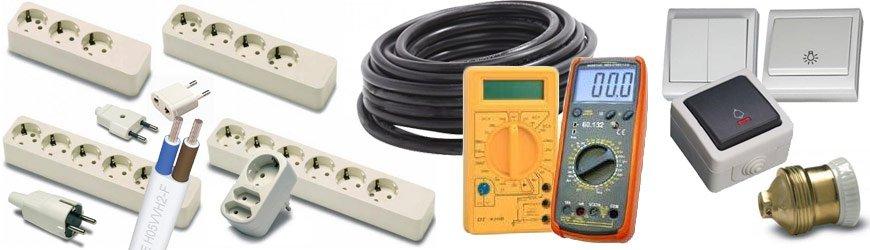 Tienda online de Material eléctrico