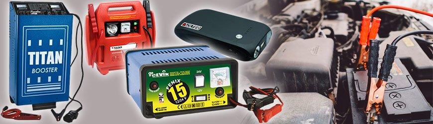 Tienda online de Cargadores de batería de coche
