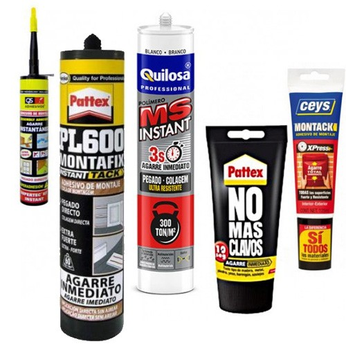 Tienda online de Adhesivos de montaje