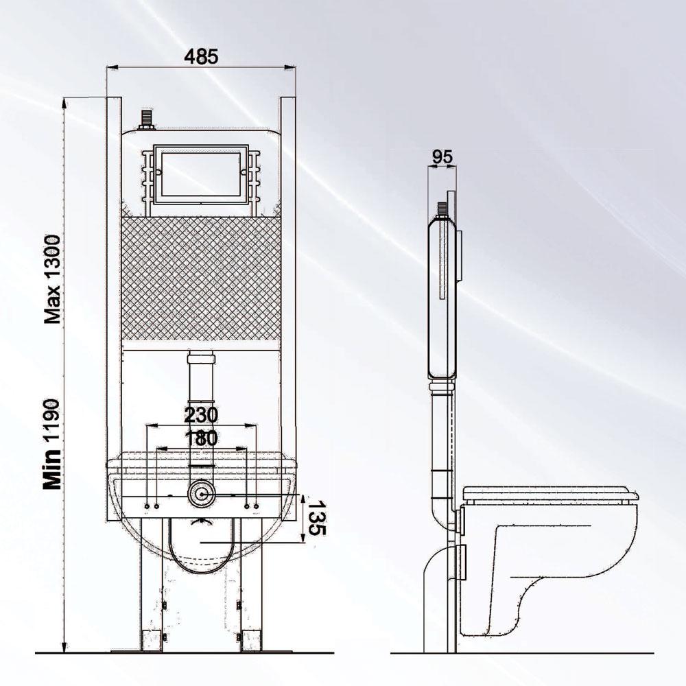 comprar cisterna empotrada