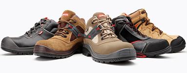 calzado de seguridad Bellota