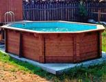piscinas de madera precios