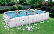piscina tubular precio