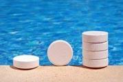 Pastilhas de cloro para piscinas Preco