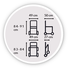 Medidas carrito LETT800