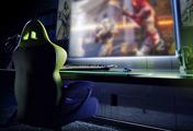 silla gaming precio