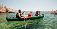 canoas hinchables precios