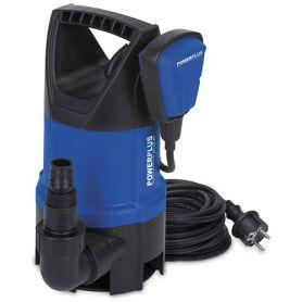 400w pompa sommersa acqua sporca 1x230V PowerPlus