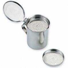 0.500 litri in acciaio pesce leccarda Ilsa