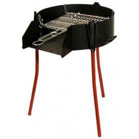 Multiuso rustico barbecue Garcima griglia prezzo 40 centimetri
