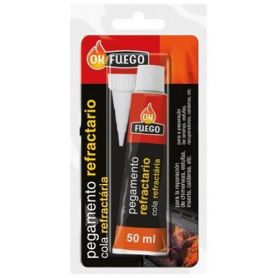 colla refrattario 50ml OKFuego