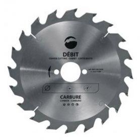 Alternate disco di legno i denti di sega circolare 160x30-20 Leman
