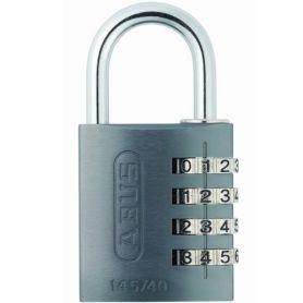 serratura a combinazione 40 millimetri in titanio Abus