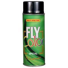 Vernice metallizzata in spray mosca nera 200ml Motip