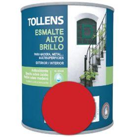 acqua smalto Vermilion lucido 0,25 lt. Tollens
