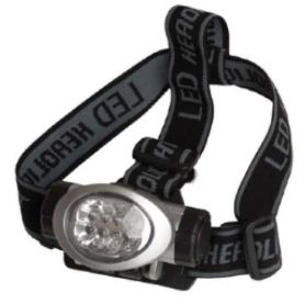 testa torcia a LED 8 GSC Evolution