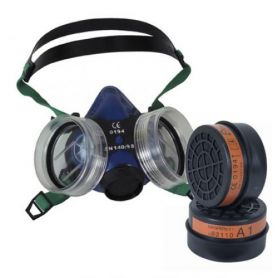 Masper filtri maschera A1 + Personna modello 92110