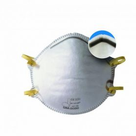 Tipo Conic maschera FFP1 (SL) Personna box model D NR DM-5050 20 unità