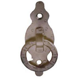 Marksman modello 1001 con anello in acciaio in pelle 80x30x1,5 Amig