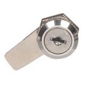 4A nichelato serratura della cassetta postale Amig