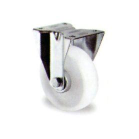 ruota di base fissa Premium con 125/38 PBR polipropilene Cascoo