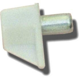 Sicurezza Portaestante 5mm bianchi (100 unità) Micel