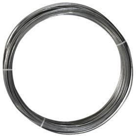 filo zincato 2,4 millimetri x 100mt Intermas