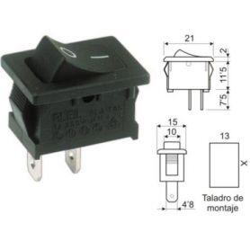 Interruttore unipolare 10A / 250V DH