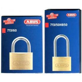 BLOCCO chiave di ottone 20MM ABUS EQUALS 7121