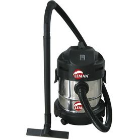 "L'acqua e la polvere di vuoto cleaner 1250W 20L LOASP201 <span class=""notranslate"">Leman</span>"
