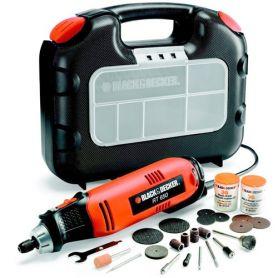 strumento multiuso + 87 accessori valigetta Black & Decker