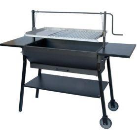 Curva Barbecue con le catene e ruote 800 33718 Flores Cortés