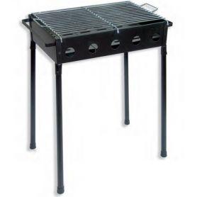 Barbecue con gambe verniciate 33206 Flores Cortés