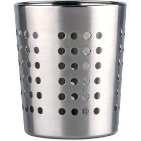 Scarico coperto acciaio conica 11,5x13,5cm lifestyle