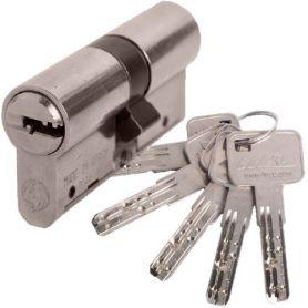 cilindro di sicurezza c6 30x30 nichel lince