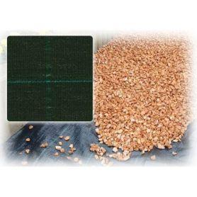 Agritex antihierba 2,10x100m intermas maglia verde-nero
