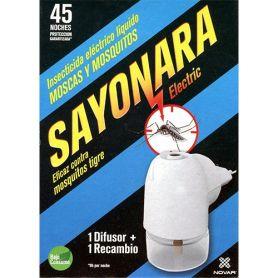 Sayonara elettrico della zanzara uccide Ecogel