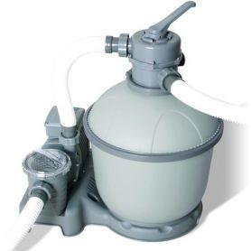 impianto di trattamento sabbia 5.678 l / h valvola 6 vie multiposicion Bestway